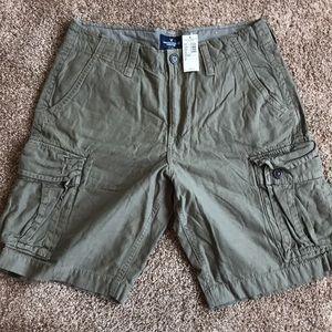 Cargo Shorts Army Green